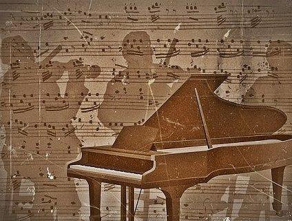 Piano Etude